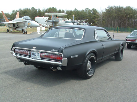 1967 1968 Mercury Cougar Retrospective Doin It Right Vw Vortex Volkswagen Forum